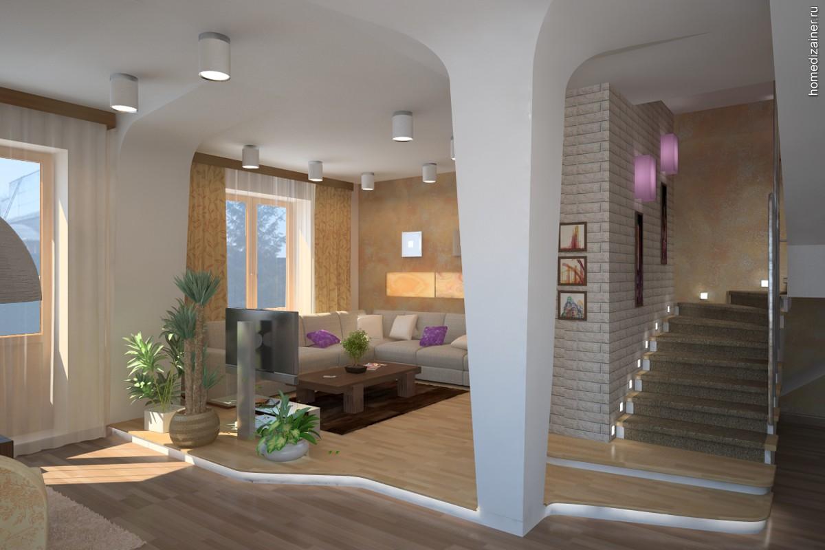 Дизайн дома и фото проекта