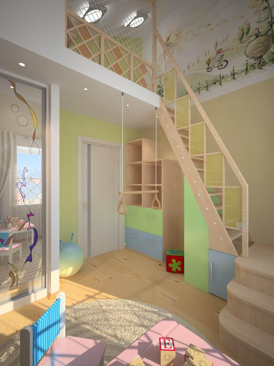 Для девочки фото детской комнаты для