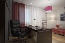 Стол для работы в кабинете