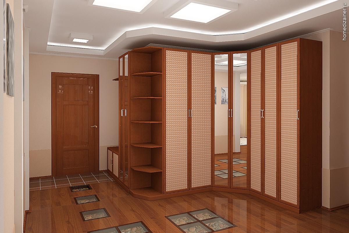 Дизайн прихожей комнаты фото