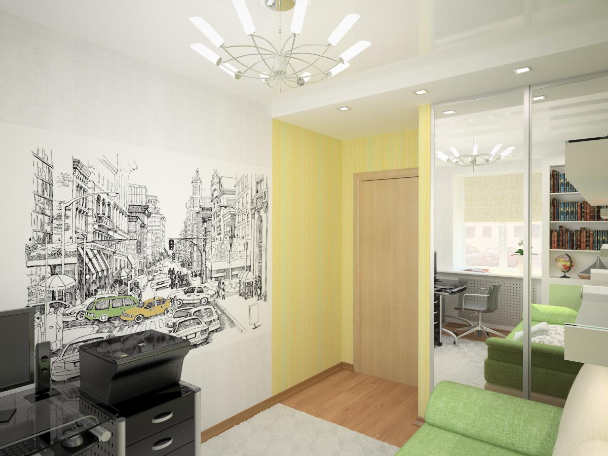 Детской комнаты дизайн детской
