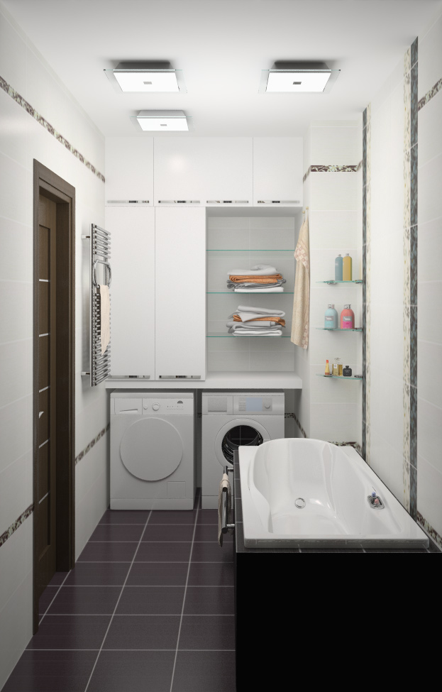 Дизайн ванной комнаты. дизайна ванной