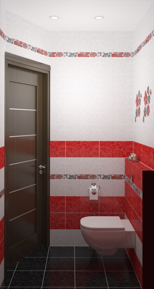 Туалета дизайн туалета маленького