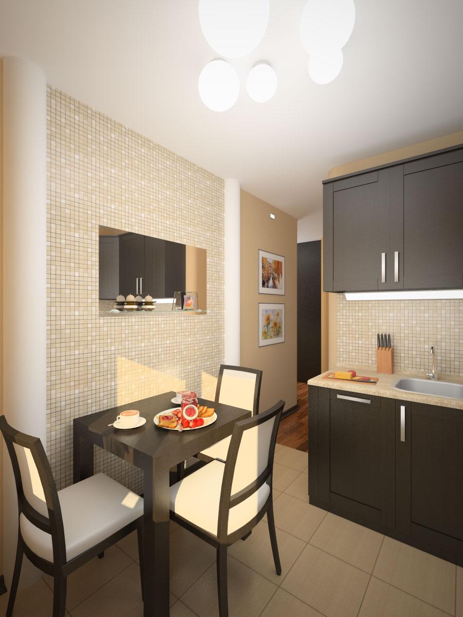Кухня фото дизайн в квартире