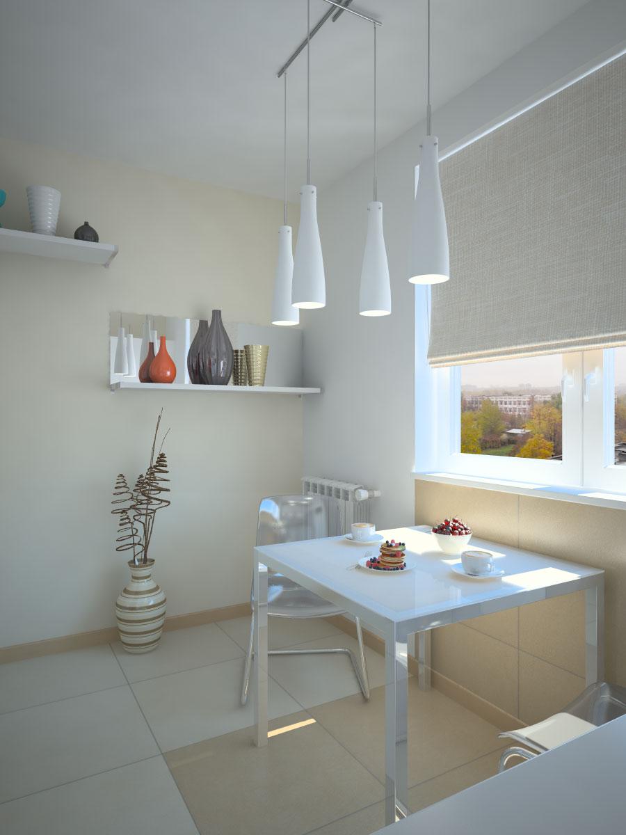 Дизайн интерьера кухни 9 кв м